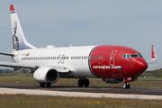 Boeing 737-8JP (LN-DYB)