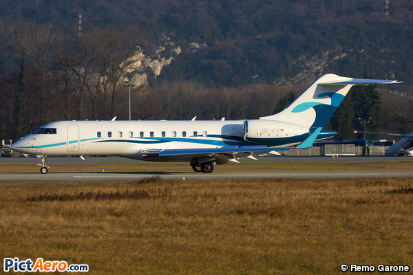 Bombardier BD-700 Global Express/Global 5000 (Private / Privé)