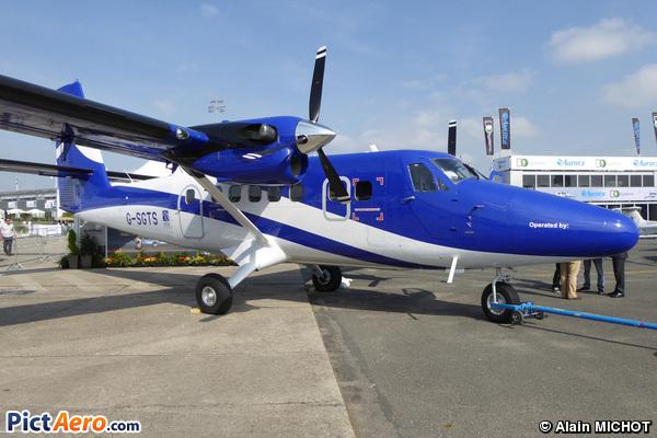 De Havilland Canada (Viking) DHC-6-400 Twin Otter (Loganair)