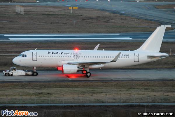 Airbus A320-232/WL (Newloong Air )