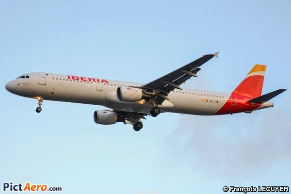 Airbus A321-212 (Iberia)