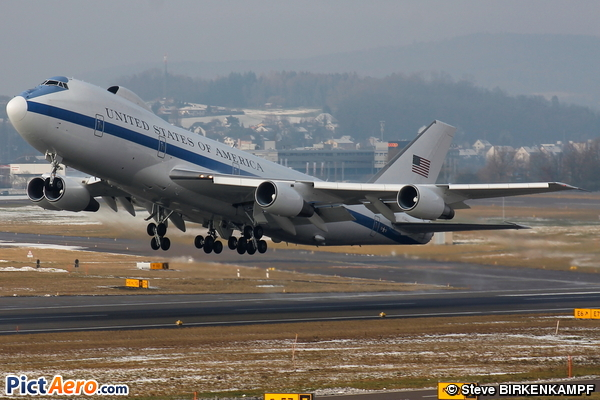 Boeing E-4B (747-200B) (United States - US Air Force (USAF))