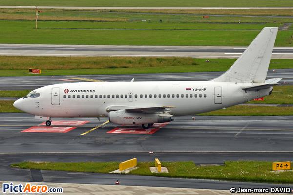 Boeing 737-2K3/adv (Aviogenex)