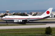 Boeing 747-4D7 (20-1101)