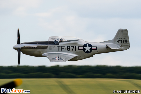 North American TF-51D Mustang (Meier Motors GbR/Max Alpha Aviation GmbH)