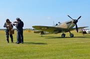 Supermarine Spitfire Mk1A (G-CGUK)