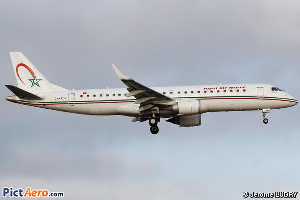 Embraer ERJ-190-100AR (Royal Air Maroc (RAM))