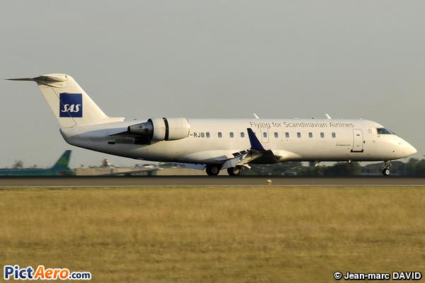 Bombardier CRJ-200ER (Cimber Air)
