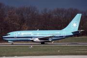 Boeing 737-2L9 (OY-MBZ)