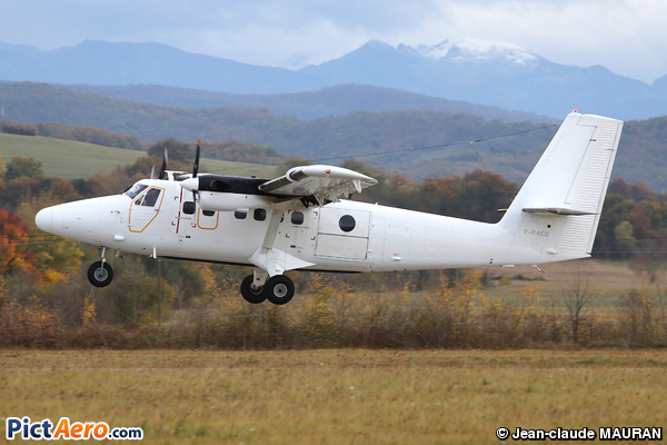 De Havilland Canada DHC-6-300 Twin Otter (France - Air Force)