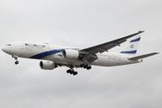 Boeing 777-258/ER (4X-ECA)