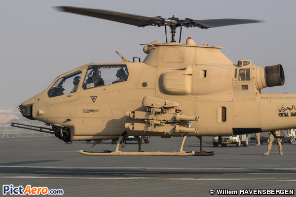 Bell AH-1F (Bahrain - Defence Force Air Wing)