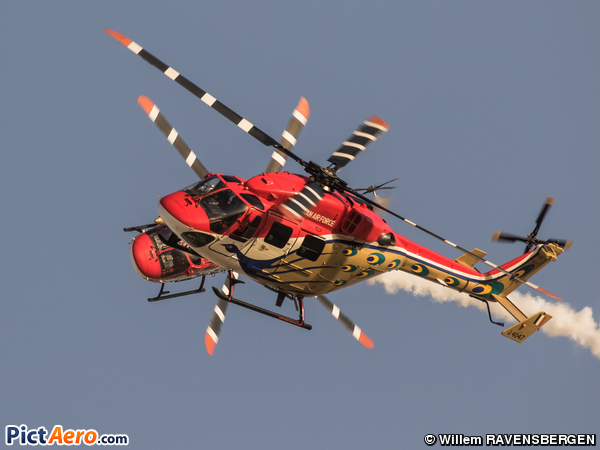 Hindustan ALH Advanced Light Helicopter (Druhv) (India - Air Force)