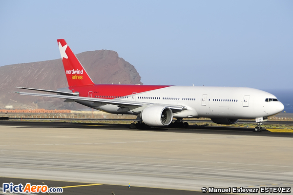 Boeing 777-21B/ER (Nordwind Airlines)