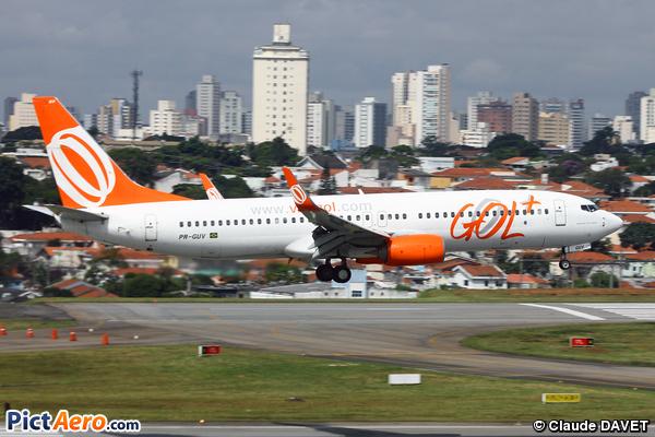 Boeing 737-8EH/WL (Gol Linhas Aereas Inteligentes)