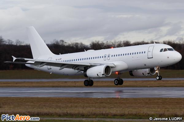 Airbus A320-232 (Smart Lynx )