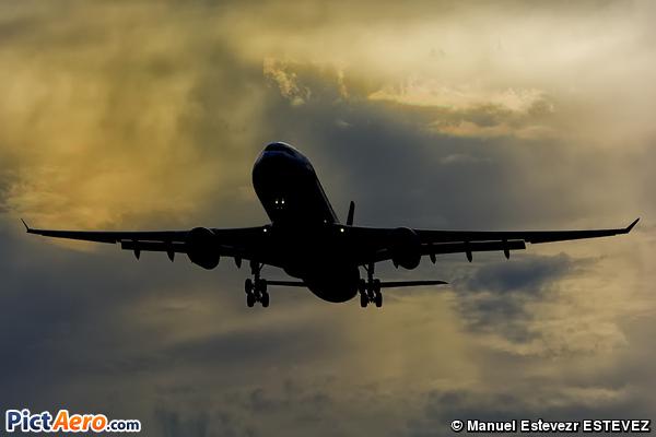 Airbus A330-343E (Thomas Cook Airlines Scandinavia)