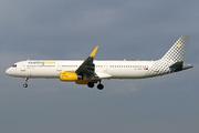 Airbus A321-231(WL) (EC-MHS)