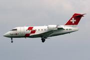 Canadair CL-600-2B16 Challenger 604 (HB-JRA)