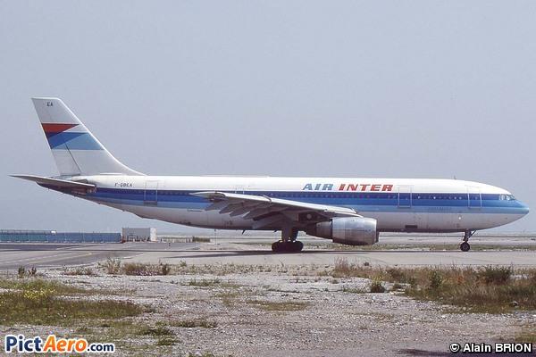 A300B2-1C (Air Inter)