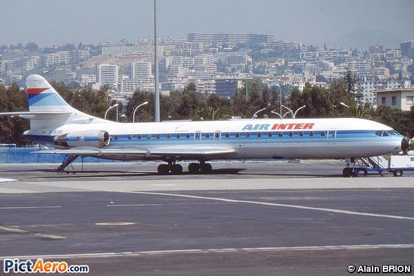 Aérospatiale SE-210 Caravelle 12 (Air Inter)