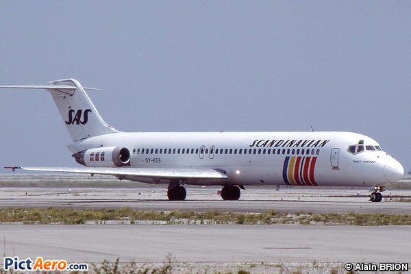 Douglas DC-9-41 (Scandinavian Airlines (SAS))