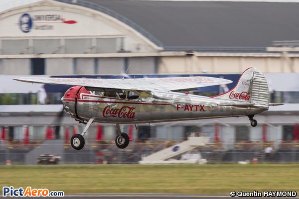 Cessna 195 (Foug'Air Association)