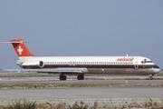 McDonnell Douglas MD-82 (DC-9-82) (HB-INX)