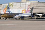 Airbus A340-313X (A9C-LJ)