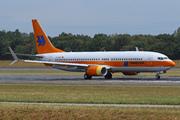 Boeing 737-8K5 (D-ATUF)