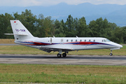Cessna 680 Citation Sovereign (TC-TKN)