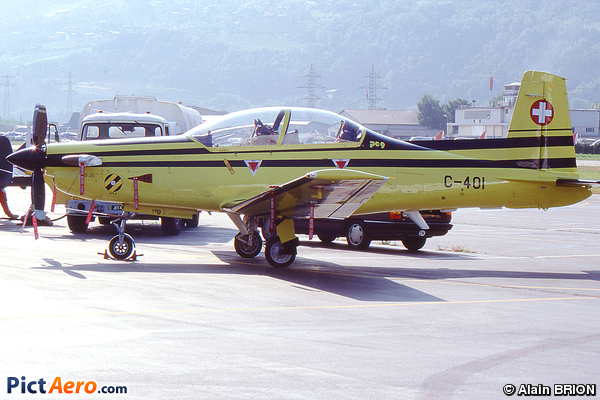 Pilatus PC-9 (Switzerland - Air Force)