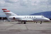 Dassault Falcon 20 E (OE-GLF)