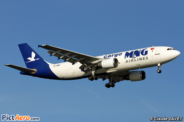Airbus A300C4-605R (MNG Airlines)