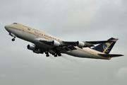 Boeing 747-412 (TF-AMV)