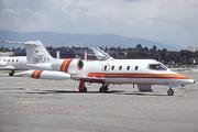 Learjet 35A (OO-LFY)