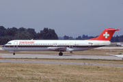 Fokker 100 (F-28-0100) (HB-IVC)