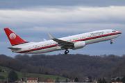 Boeing 737-85F (EI-FLM)
