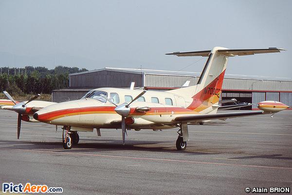 Piper PA-42 Cheyenne III (Canx)