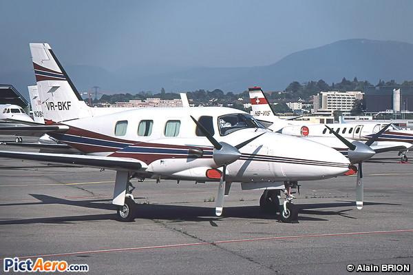 Piper PA-31T1 (Monair SA)