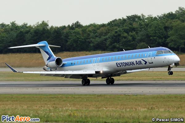 Bombardier CRJ-900 nextgen (Estonian Air)