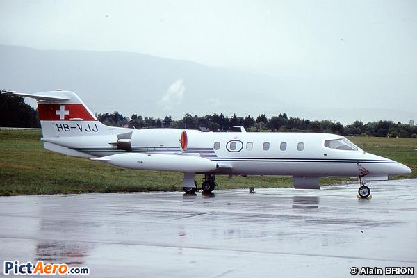 Learjet 35A (Executive Jet Aviation SA)