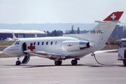 BAe-125-800B (HB-VIL)