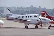 Beech C90 King Air (N584PM)