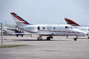 Dassault Falcon 10 (F-BJLH)