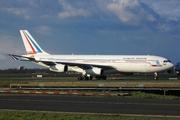 Airbus A340-211 (F-RAJA)