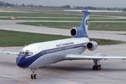 Tupolev Tu-154B-2 (HA-LCU)