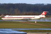 McDonnell Douglas MD-83 (DC-9-83) (I-SMEN)