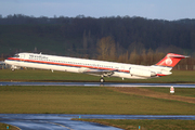 McDonnell Douglas MD-82 (DC-9-82) (I-SMEL)
