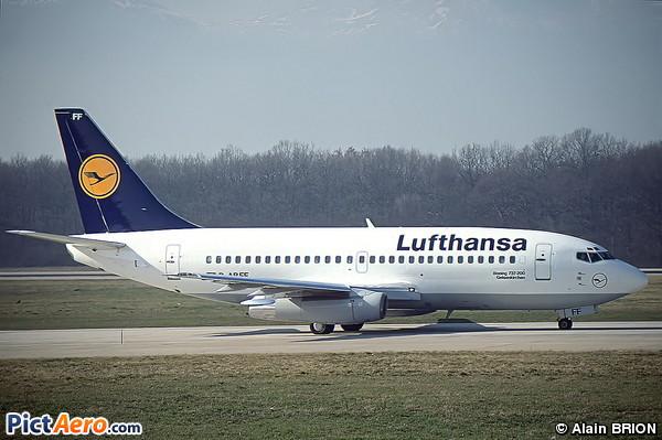 Boeing 737-230 (Lufthansa)